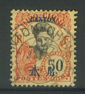 "VEND BEAU TIMBRE DE CANTON N°61 + CACHET ""CANTON - CHINE"" !!!! - Unused Stamps"