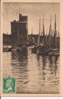 PASTEUR  C 30 -  LA ROCHELLE - La Tour De La Lanterne - Douce France - - Storia Postale