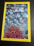 NATIONAL GEOGRAPHIC Vol. 159  N°1, 1981 : Mount St Helens - Prehistoric Animals In Nebraska - Géographie