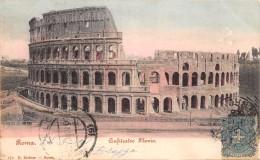 ROMA.- ANFITEATRO FLAVIO - Colisée