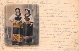 COSTUME ROMANI - Otros