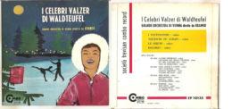 """I CELEBRI VALZER DI WALDTEUFEL ORCHESTRA DI VIENNA DIRETTA DA KRAMER NM/NM 7"""" - Classica"""