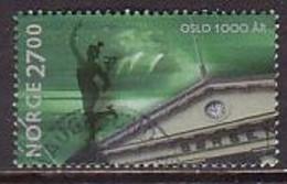 Norwegen  1345 , O   (J 1179) - Gebraucht