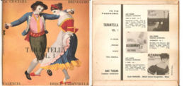 "TARANTELLA VOL. 1 GAIO PADANO NM/NM 7"" - Country & Folk"