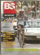 BICISPORT APRILE 1991 CHIAPPUCCI SANREMO - Sport