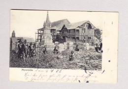 AK Afrika Libéria Monrovia 2.7.1906 Nach Wilmersdorf - Liberia