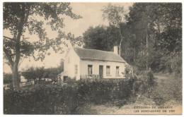 Environd De Genappe Les Montagne De Thy 1908 - Genappe