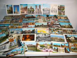 GERS Un Lot De 100 Cartes Postales Du Département Du GERS - France