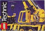 Catalogue Lego Technic  De 1995 - Catalogues