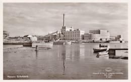 RP: HUSUM. Sulfatfabrik. Sweden , 30-40s - Suède
