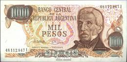 Argentinien Pick-Nr: 304d Bankfrisch 1976 1.000 Pesos - Argentinien