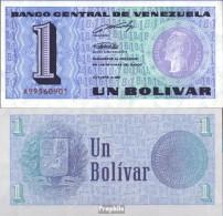 Venezuela Pick-Nr: 68 Bankfrisch 1989 1 Bolivar - Venezuela