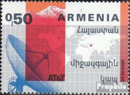 Armenien 198 (kompl.Ausg.) Postfrisch 1992 Satellitentelefon - Armenien