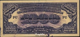Philippinen Pick-Nr: 115 Gebraucht (III) 1945 100 Pesos - Philippinen