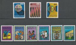 Rwanda:  659/ 661 + 672 / 677 * - Ruanda