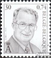 Belgien 2953 (kompl.Ausg.) Postfrisch 2000 Albert - Ungebraucht