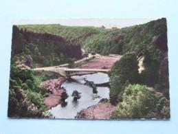 Le Pont De Rensiwez - Anno 1957 ( Zie Foto Voor Details ) !! - Houffalize