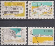 Portugal 1985 Nº 1640/43 Usado - Used Stamps