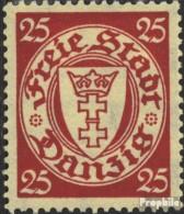 Danzig 246 Mit Falz 1935 Freimarke - Danzig
