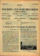 Dans « Bulletin Du Touring Club De Belgique » - 01/01/1935 Article : « L'ancien Jardin Zoologique De BRUXELLES» - Books, Magazines, Comics