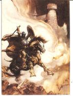 COMIC IMAGES FRAZETTA 78 THE DEFENDER 1993 - Altri