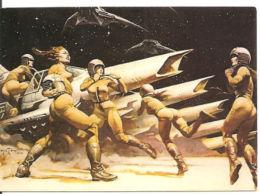 CARD COMIC IMAGES FRAZETTA 39 SCRAMBLE 1993 - Altri