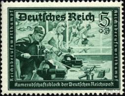 Deutsches Reich 704 Postfrisch 1939 Kameradschaftsbl. - Allemagne