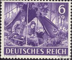 Deutsches Reich 834 Gestempelt 1943 Heldengedenktag - Oblitérés