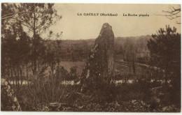 CPA - 56 - Morbihan - La Gacilly - La Roche Piquée - La Gacilly