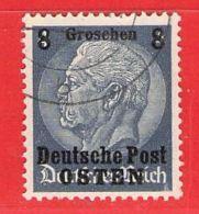 MiNr. 2 O  Deutschland Besetzungsausgaben II. Weltkrieg Generalgouvernement - Besetzungen 1938-45