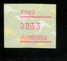 AUSTRALIE YEAR 1985 MNH *** MICHEL 4 Postcode 3000 - Vignette Di Affrancatura (ATM/Frama)