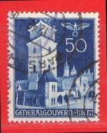 MiNr. 48 O Deutschland Besetzungsausgaben II. Weltkrieg Generalgouvernement - Besetzungen 1938-45