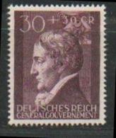 MiNr.98 Xx Deutschland Besetzungsausgaben II. Weltkrieg Generalgouvernement - Bezetting 1938-45