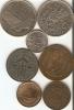 Monnaies - PAYS-BAS - 7 Pièces En GULDEN - Pays-Bas
