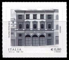 Italia Repubblica 2015 Teatro Petrarca In Arezzo € 0,80 MNH** Integro - 2011-...:  Nuovi