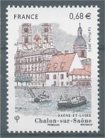 France, Chalon-sur-Saône, Burgundy, 2015, MNH VF - Francia