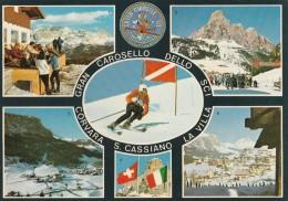 Corvara - S.Cassiano - Piz La Villa - Bolzano
