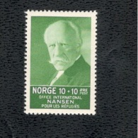 Norway1935: Michel172mnh** - Neufs