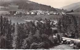 12 - FAYET : Vue Générale - CPSM Dentelée Noir Blanc GF Postée ( 1966 ?) Aveyron - France