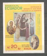 Hb-63 Ecuador - Ecuador