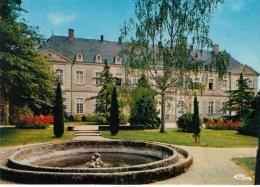 44 - MOISDON LA RIVIERE - Abbaye Cistercienne De Meilleraye - Monastere Façade Ouest - édit. Combier - Moisdon La Riviere