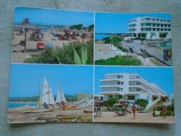D138013  Espana  Baleares Formentera  Hotel Formentera Playa  De Mitjorn - Formentera