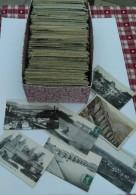 LOT De 750  CARTES POSTALES ANCIENNES - CPA -  Petites Cartes France Variées - 500 Postales Min.