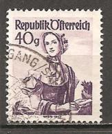 Österreich 1948/1951 // Michel 901 O (16.846) - 1945-.... 2. Republik