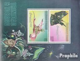 Trinidad Und Tobago Block14 (kompl.Ausg.) Postfrisch 1976 Karneval - Trinidad & Tobago (1962-...)