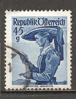 Österreich 1948/1951 // Michel 903 O (16.850) - 1945-.... 2. Republik