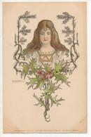 DOCKER E. JUN. Cartolina / Post Card #2 - Doecker, E.