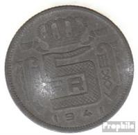 Belgien KM-Nr. : 129 1941 Sehr Schön Zink Sehr Schön 1941 5 Francs Leopold III. - 06. 5 Francs