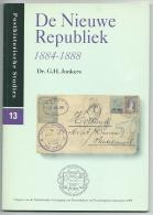 Publicatie De Nieuwe Republiek 1884-1888 - Po En Po Minder Dan - Colonias Y Oficinas Al Extrangero