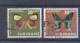 150025634  SURINAM  YVERT    AEREO  Nº    41/3 - Surinam